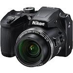 Nikon Coolpix B500 16.0 MP Compact Digital Camera - 1080p - Black