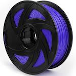 1.75mm MakerBot PETG PLA TPU Filament Printer For RepRap 2.2lb ABS 1kg 3D, Dark Blue / PLA 1kg/330M (1.75mm Filament)