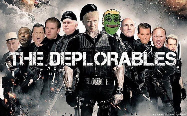 Image result for deplorable meme