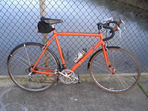 Bike, ready for winter