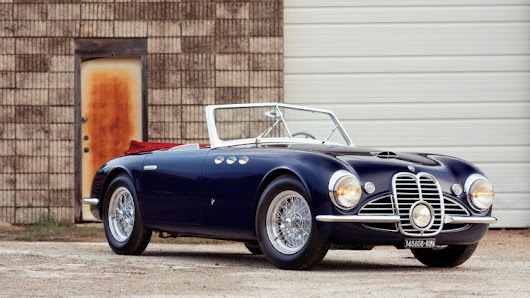2019 Bonhams Scottsdale Sale (Auction Results) | Top Classic Car Auctions