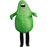 Ghostbusters - Adult Slimer Inflatable Costume