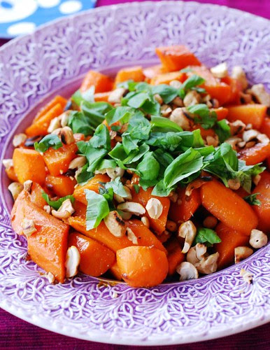 curry cashew carrots