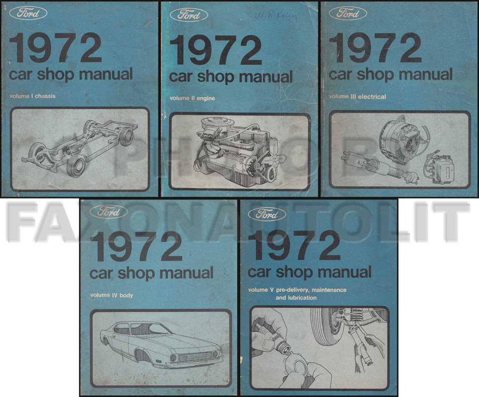 Diagram 2002 Mercury Cougar Service Shop Repair Set Oem 2 Volume Service Set And The Wiring Diagrams Full Version Hd Quality Wiring Diagrams Hitchwiring Pizzagege Fr