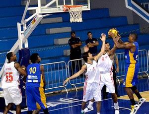 jogo Flamengo e Campo basquete (Foto: Ascom - ACF/Campos)