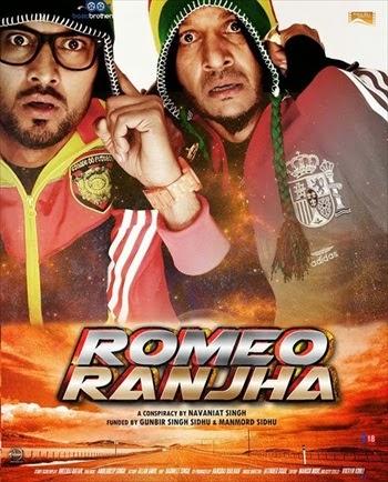 Romeo Ranjha 2014 Punjabi 720p HDRip 900mb