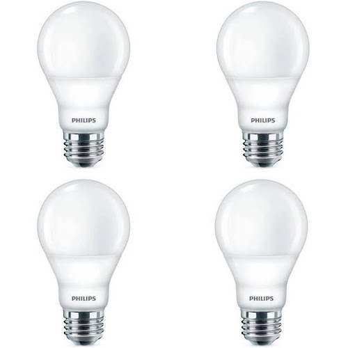 A19 Dimmable With Warm Glow Dimming Effect Energy Saving Led