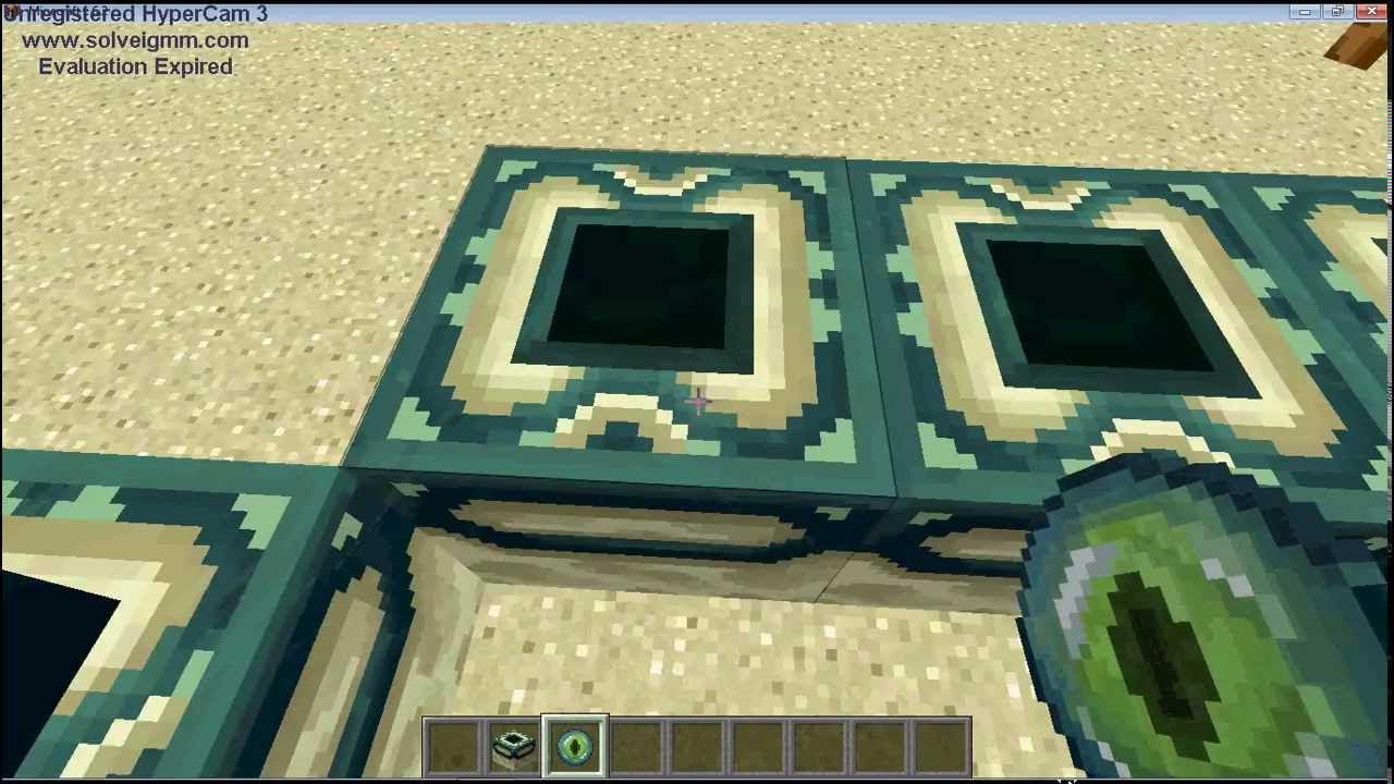 Cara Membuat Portal Minecraft Omong V
