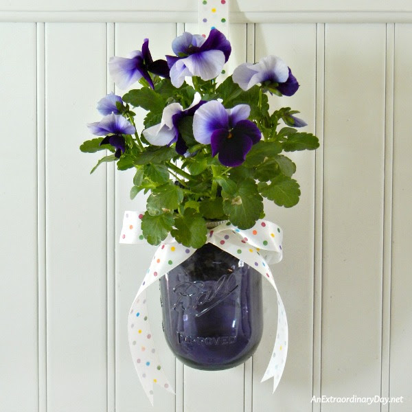Pretty-Hanging-Mason-Jar-Posies-for-Mothers-Day-Tutorial-at-AnExtraordinaryDay.net_