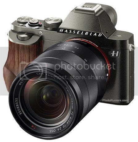 Hasselblad launches the A7 clone named Solar ($10.000)