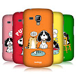Head Case Designs Oscar and Howard Back Case for Samsung Galaxy S Duos S7562