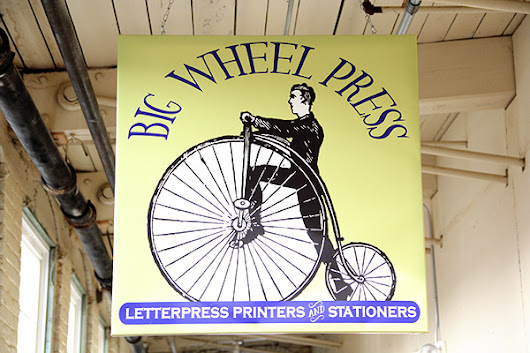A Lesson in Letterpress - So Much More than Printing