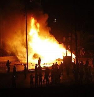 Scontri tra cristiani e musulmani Almeno dieci morti al Cairo