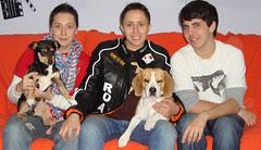 Carsaner y sus mascotas