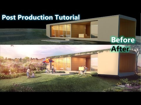 Photoshop Tutorials Arch Studentcom