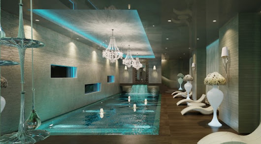 Swimming Pool Design | London Interior Designer Rene Dekker