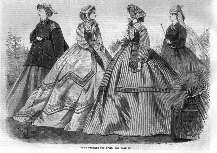 Fashion 1866 April