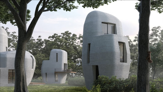 World's first commercial 3D-printed concrete homes planned