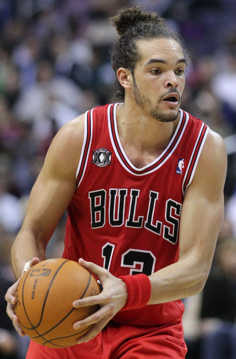 Chicago Bulls Center Joakim Noah Has It All Wrong