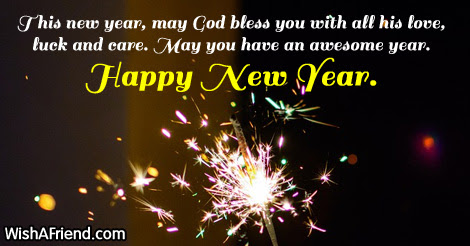 New Year Wishes 2014 Religious Happy New Year Sayings Quotes Wishes