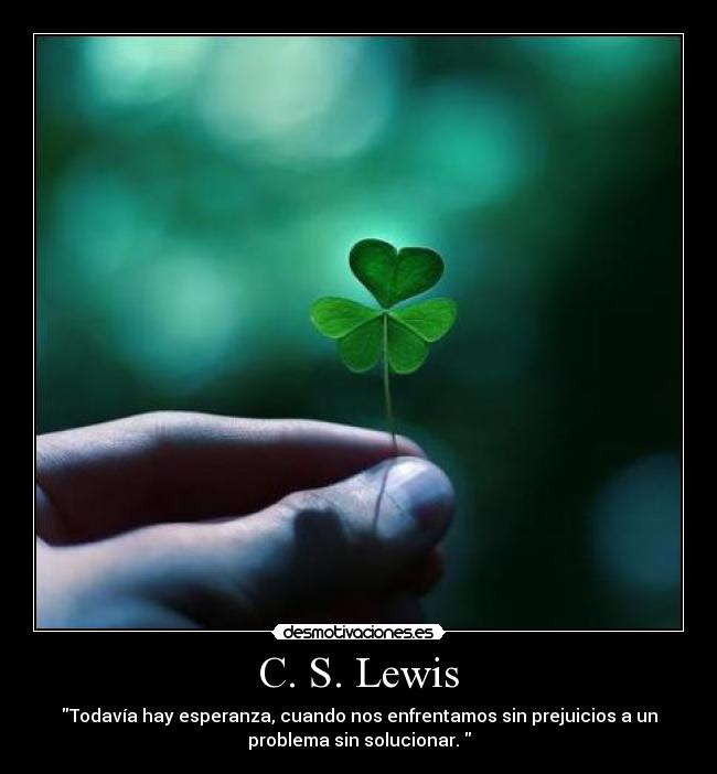 Frases C S Lewis