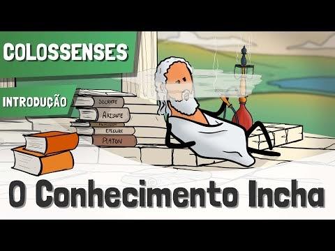 Introdução ao livro de Colossenses   Filosofia e Legalismo #Bíblia #Colo...