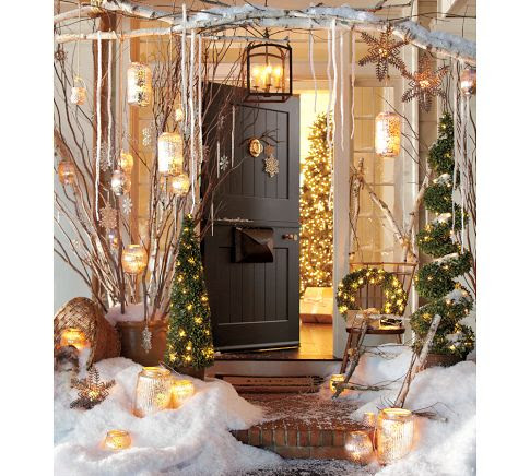 Christmas Decorating Ideas Outdoors: Pre-Holiday Makeover - The ...