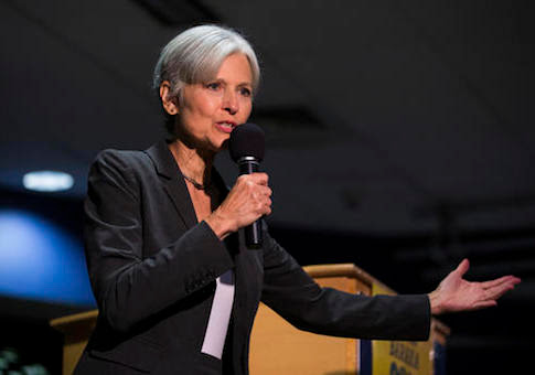 Stein Recount Fundraising Goal Raised For Fourth Time