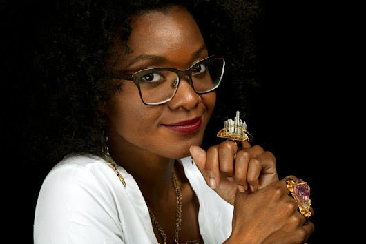 Adorning Wakanda: Meet Douriean Fletcher, the jewelry designer for 'Black Panther'