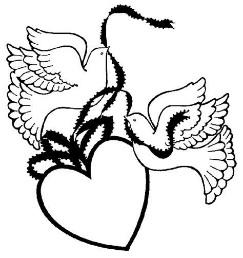 Wedding Hearts Clipart Black And White   Clipart Panda