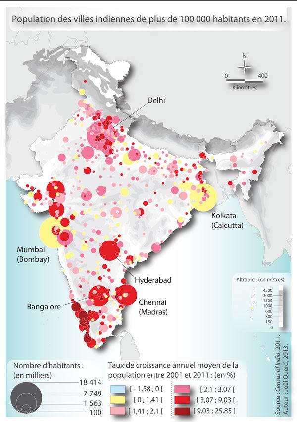 Le Système Urbain Indien Une Construction Ancienne En