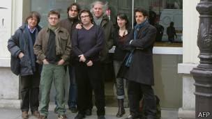Miembros del plantel de Charlie Hebdo