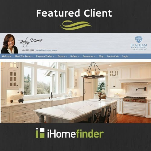 Featured Client- Morris Raney Real Estate - iHomefinder