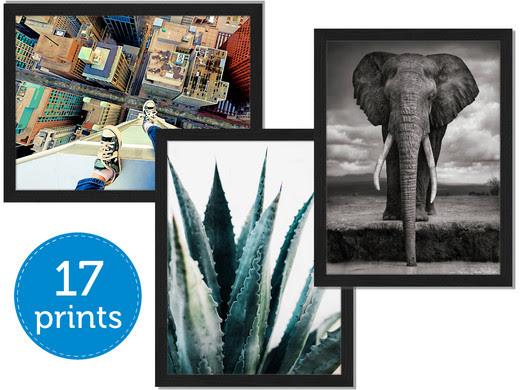 Jacob Baden Fotoprint In Houten Lijst 30 X 40 Cm Internets Best