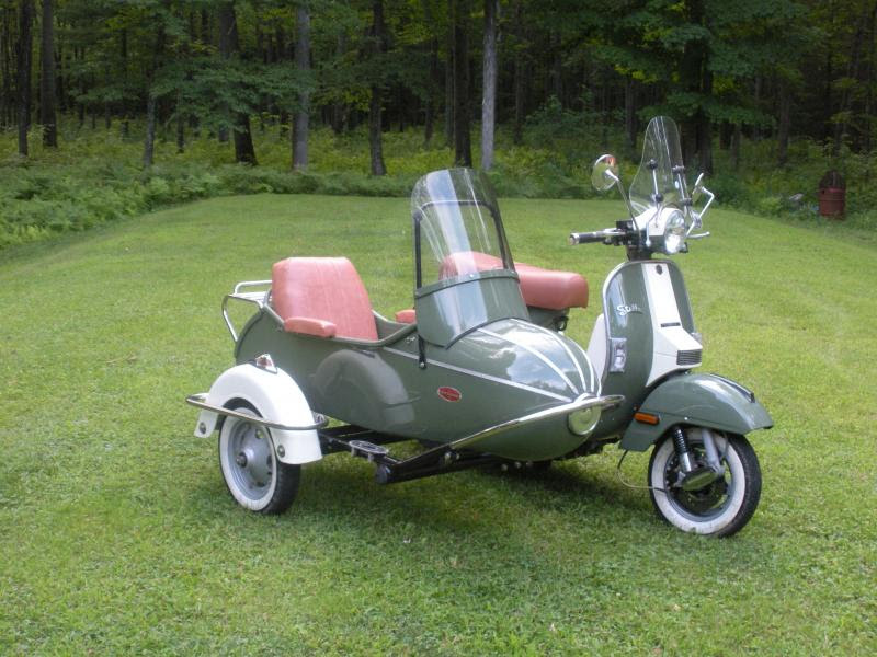 Florida Sidecar Products Sidecar Accessories