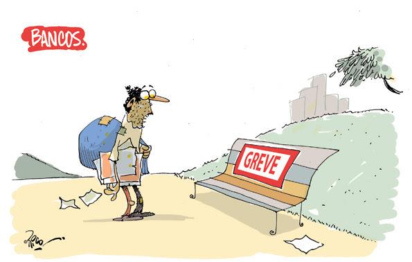 Rico - greve dos bancos