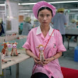 The Real Toy Story, Photo Series of Chinese Toy Factory Workers