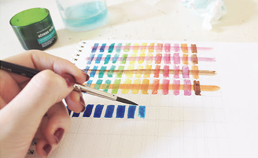Craftsy: Getting Started with Watercolor