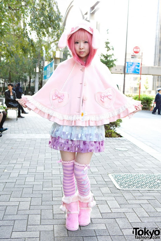 The Evolution of Japanese Street Fashion ♡