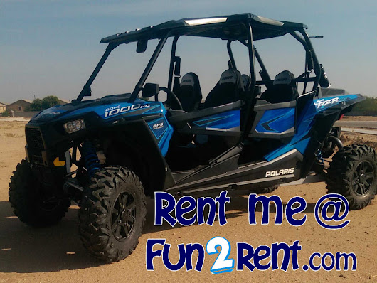 ATV and UTV Rentals by Owners