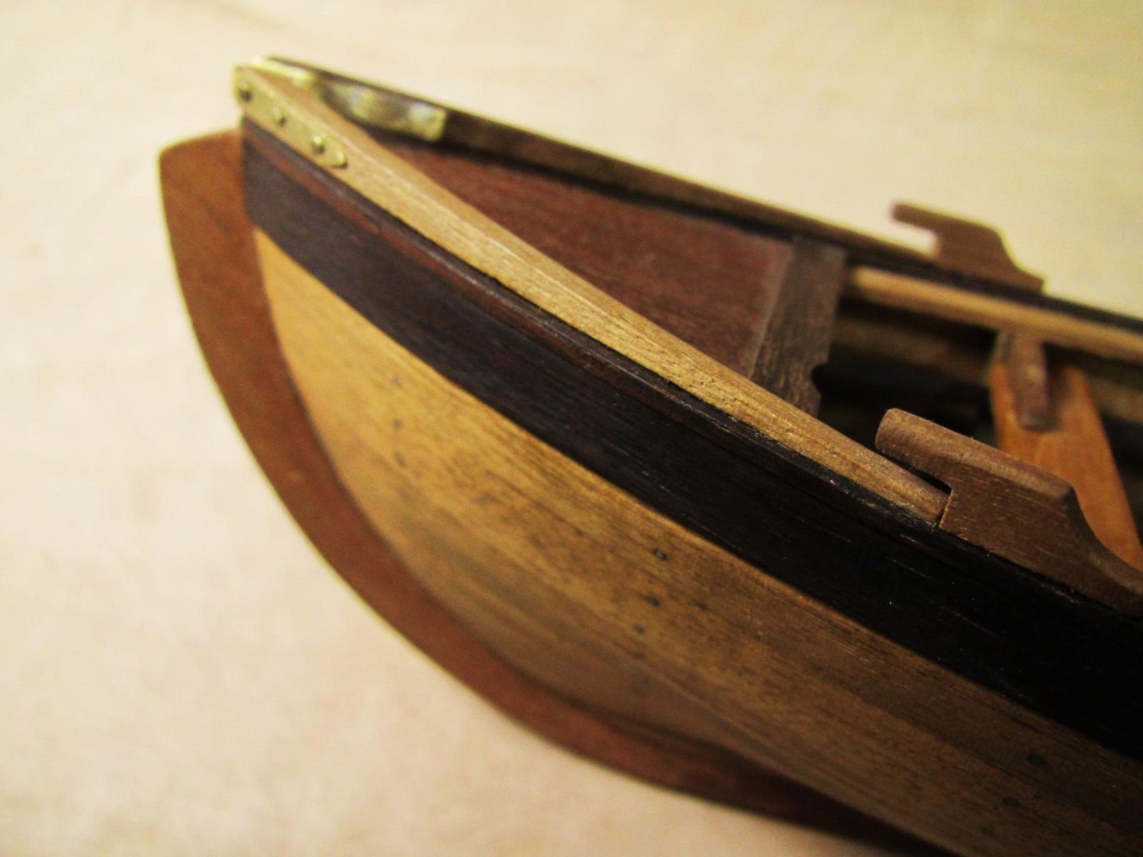wooden boat build) - SMALL - Kit Build Logs in Progress - Model Ship