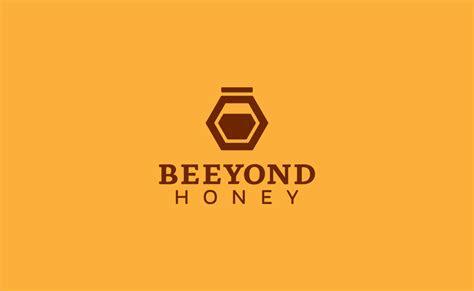 beeyond honey logo design branding typework studio