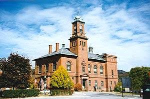 Claremont, New Hampshire