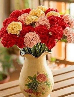 Carnations hook