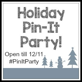 Holiday Pin It Party