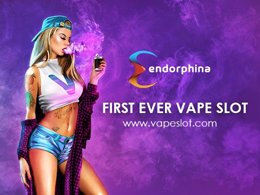 Endorphina introduced a first ever slot about vaping for ICE! | GamblingBitcoin.com