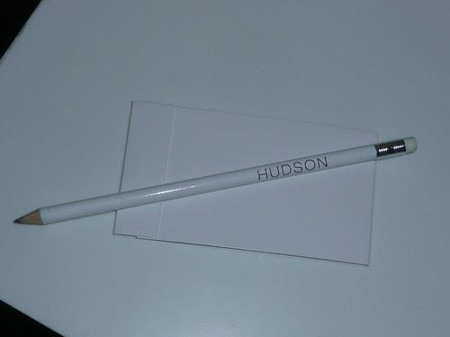 pad & pencil
