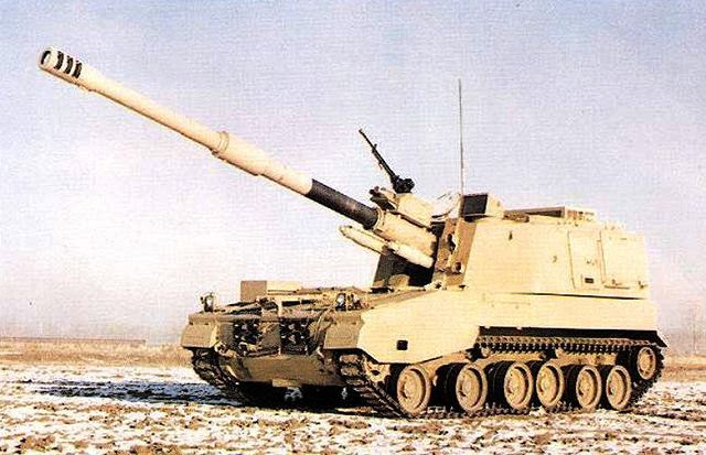 PLZ45 155mm Calibre 45 obús sel propulsadas