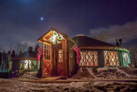 The Viking Yurt - Park City