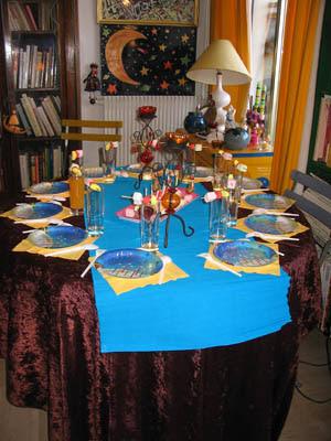 table anniv paul